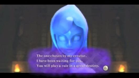 The Legend of Zelda: Skyward Sword Part 1 (Skyloft)